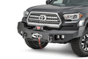 Warn 100927 Toyota Tacoma 2016-2021 Ascent Front Bumper