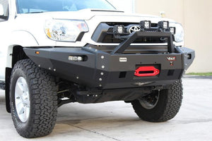 1999 toyota tacoma 4x4 front bumper