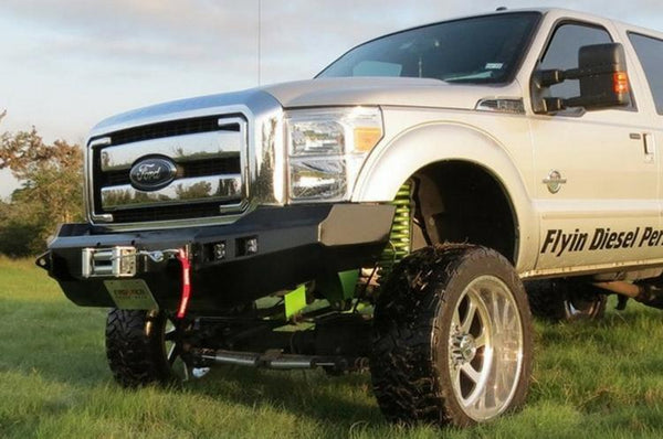 Frontier 140-11-1005 Sport Ford F250/F350 Superduty 2011-2016 Front Bumper