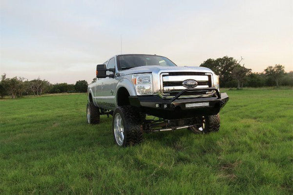 Frontier 140-11-1008 Sport Ford F450/F550 Superduty 2011-2016 Front Bumper