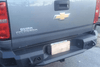 Fab Fours CC15-W3350-1 Chevy Colorado 2014-2019 Premium Rear Bumper (Does not fit Chevy Colorado ZR2)
