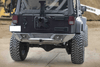 Lod Offroad JRB0701 Jeep Wrangler JK 2007-2017 Destroyer Rear Bumper Shorty