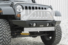 Lod Offroad Destroyer Front Bumper Jeep Wrangler JK 2007-2017 Mid-Width Without Bull Bar Guard JFB0711