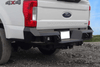 Lod Offroad Signature Rear Bumper Ford F250/F350 Superduty 2017-2018 Heavy Duty Compatible with Reverse Sensors FRB1701