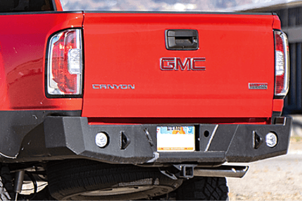 Expedition One GMC Canyon 2015-2020 Rear Bumper GMC-CHV-CANCO-15+RB-PC