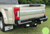 American Built RF223172 Ford F250/F350 Superduty 2017-2019 Cowboy Rear Bumper with Back-up Sensors