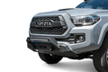 DV8 Offroad Toyota Tacoma 2016-2020 Front Bumper With Hoop Winch Ready FBTT1-05