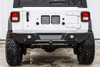 Lod Offroad Destroyer Rear Bumper Jeep Wrangler JL 2018-2020 Shorty JRB1801