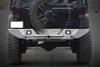 Lod Offroad JRB0741 Jeep Wrangler JK 2007-2017 Destroyer Rear Bumper Full-Width