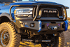 Expedition One Range Max Ultra HD Dodge Ram 2500/3500 2019-2020 Front Bumper Winch Ready RAM2500/3500-19+FB-BB-PC