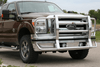 Ali Arc Aluminum Ford F250/F350 Super Duty 2011-2016 Front Bumper With Rake FDR278