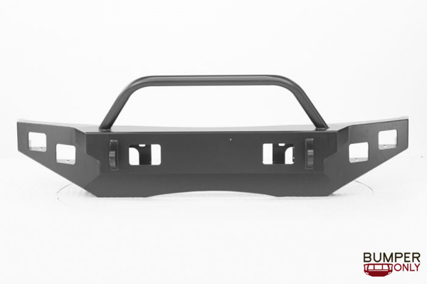 Ranch Hand HFF15HBMT 2015-2017 Ford F150 Horizon Bullnose Front Bumper with Top Ring