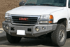 TrailReady 10600B GMC Sierra 2500/3500 2003-2007.5 Extreme Duty Front Bumper Winch Ready Base
