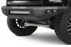 Road Armor 44070Z-NW 2006-2008 Dodge Ram 1500 Stealth Front Non-Winch Bumper No Guard, Raw Finish and Round Fog Light Hole