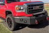 Hammerhead 600-56-0185Y GMC Yukon and Yukon XL 1988-2000 Front Bumper Winch Ready No Brushguard