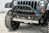 Lod Offroad Destroyer Front Bumper Jeep Wrangler JK 2007-2017 Shorty With Bull Bar Guard JFB0703