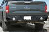 Lod Offroad Signature Rear Bumper Ford F150 2015-2018 Heavy Duty Compatible with Reverse Sensors FRB1506