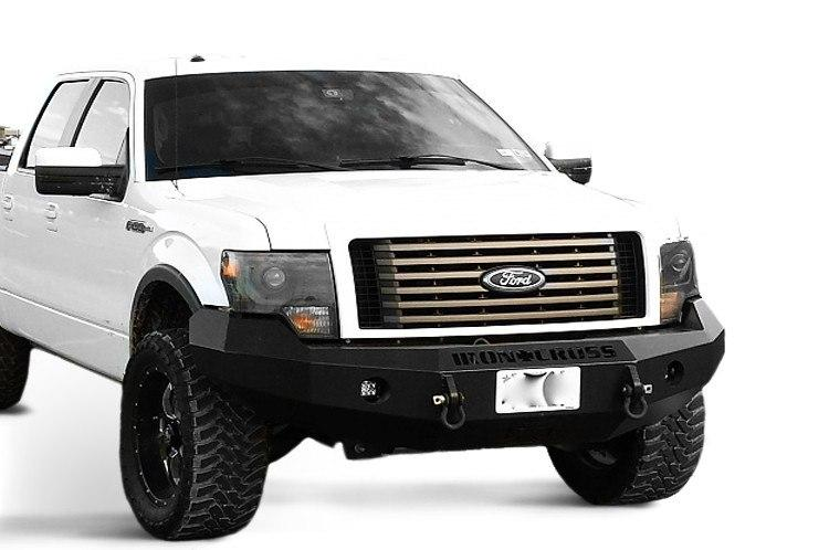 Iron Cross 2004 2008 Ford F150 Front Bumper 20 415 04