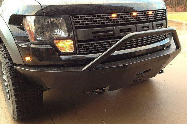 Iron Cross 10-14 Ford Raptor Front Bumper 20-415-RAP - BumperOnly
