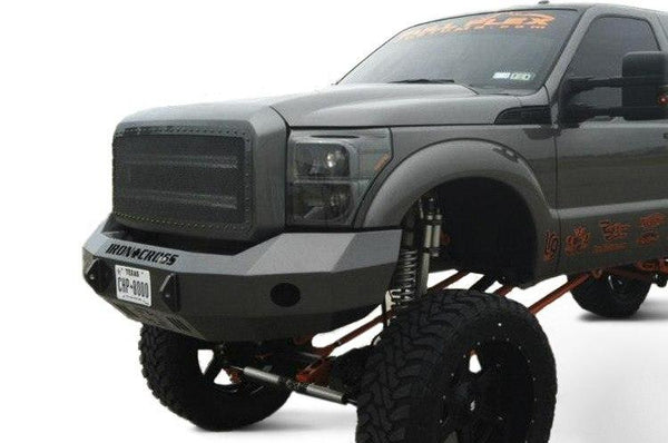 Iron Cross 11-16 Ford F-250/350/450 Front Bumper 20-425-11 - BumperOnly