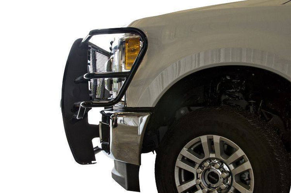 Frontier 200-11-7004 2017 FORD F250/350 SUPERDUTY Grille Guards - BumperOnly
