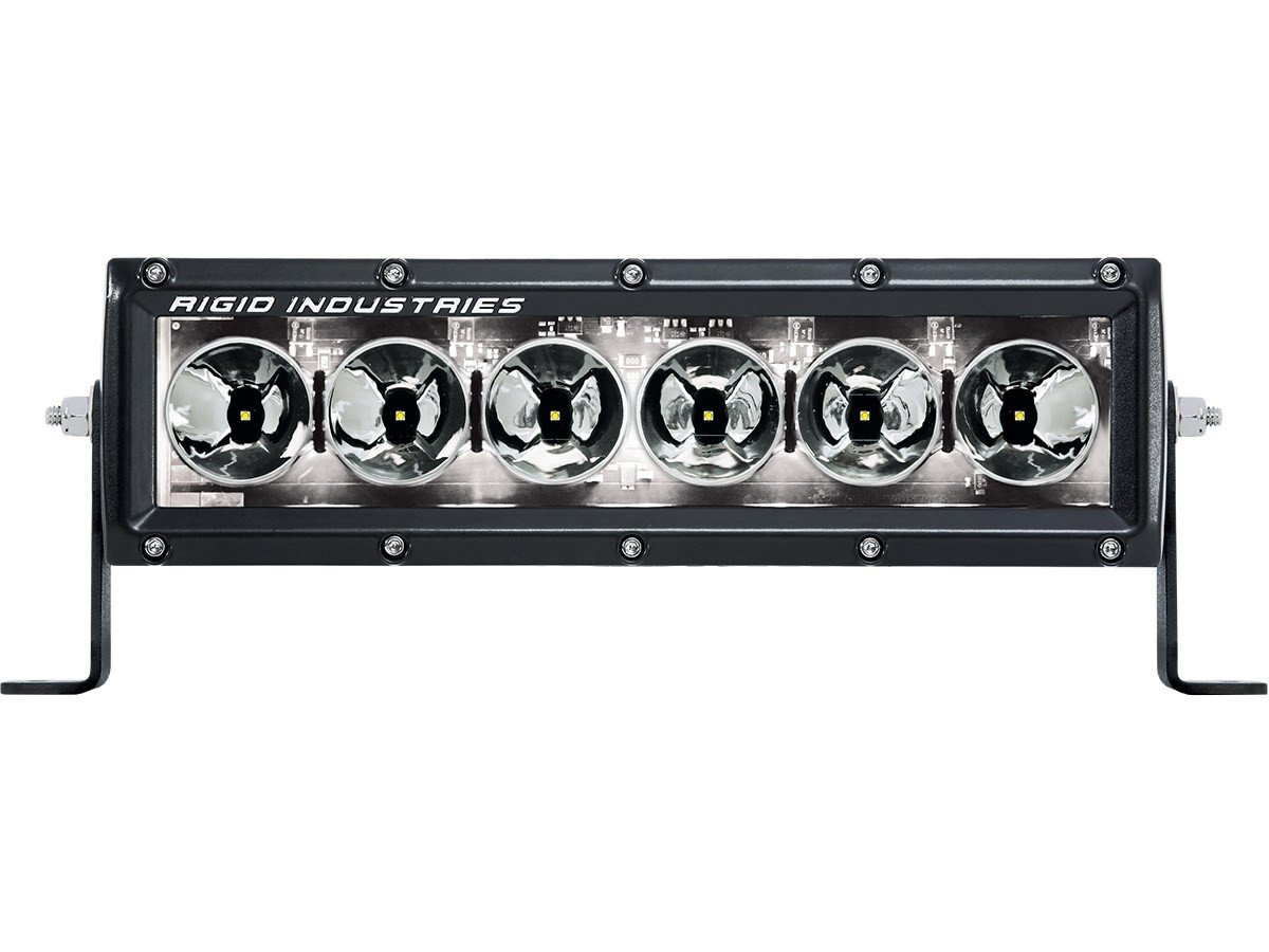3 x rigid industries 21000 white 10 radiance led light bar aloadofball Image collections