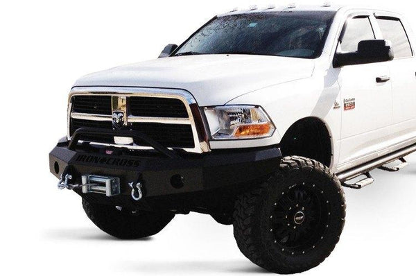 Iron Cross 10-16 Dodge Ram 2500/3500 (Except Power Wagon) Front Bumper 22-625-10 - BumperOnly