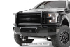 Iron Cross 24-415-18 Ford F150 2018-2019 Front Bumper Winch Ready With Full Grille Guard