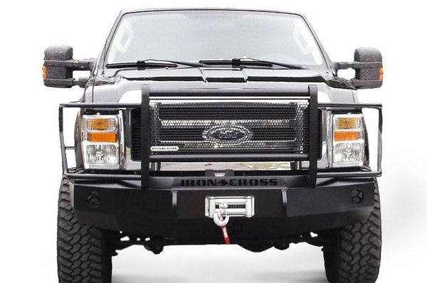 Iron Cross 11-16 Ford F-250/350/450 Front Bumper 24-425-11 - BumperOnly