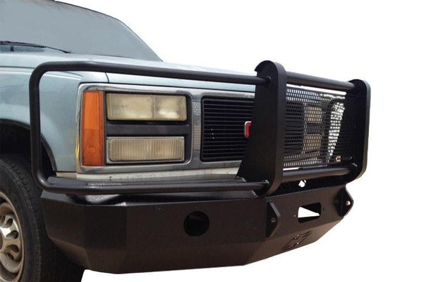 Iron Cross 2003-2006 GMC Sierra 1500 HD Front Bumper 24-315-03 Winch Ready Full Guard