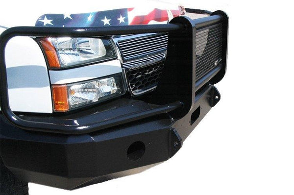 Iron Cross 07-14 GMC Sierra HD Front Bumper 24-325-07/11 - BumperOnly