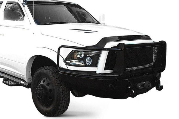 Iron Cross 24-625-19 Dodge Ram 2500/3500 2019-2021 Heavy Duty Front Bumper Winch Ready Grille Guard