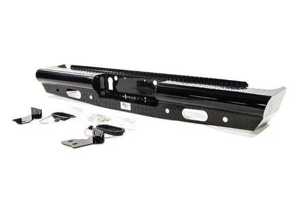 American Built GMC Sierra 2500/3500 2015-2017 Rear Bumper with Back-up Sensors 2HX23152