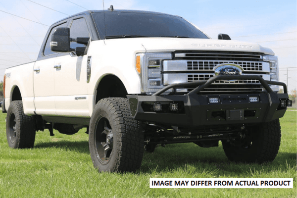 Iron Cross 62-415-18 Ford F150 2018-2019 Hardline Front Bumper With Push Bar