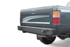 Warrior 53556 Toyota Pickup 1989-1995 HD Rear Bumper