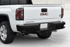 Lod Offroad GRB1005 GMC Sierra 2500/3500 2015-2018 Signature Rear Bumper  Heavy Duty Compatible with Reverse Sensors
