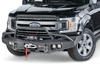 Warn 100916 Ford F150 2018 Ascent Front Bumper