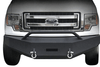 DV8 Offroad Ford F-150 2009-2014 Front Bumper With Hoop Winch Ready FBFF1-01