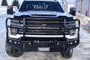 Throttle Down Kustoms BGRIL2020CH Chevy Silverado 2500HD/3500 2020-2021 Front Bumper Grille Guard