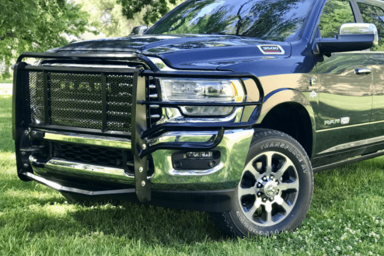 thunder struck dodge ram 2500 3500 2019 2020 grille guard dhd19 100 thunder struck dodge ram 2500 3500 2019 2020 grille guard dhd19 100