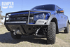 ADD F012562680103 Ford F150 Raptor 2010-2014 Rancher Winch Front Bumper and 40'' Light Bar and 20'' Light Bar in Skid Plate Mount