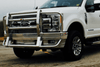 Ali Arc Aluminum Ford F250/F350 Super Duty 2008-2010 Front Bumper With Rake FDR277