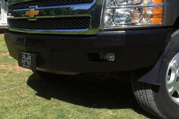 Iron Cross 07-13 Chevrolet Silverado 1500 Front Bumper 30-515-07 - BumperOnly