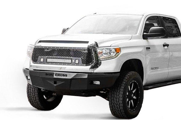 Iron Cross 2014-2021 Toyota Tundra Front Bumper 30-715-14