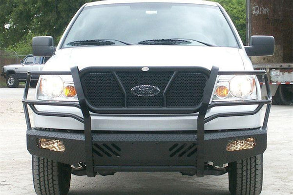 Frontier 300-10-4005 2004 - 2005 FORD F150 Front Bumper Replacements - BumperOnly