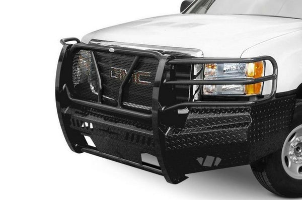 Frontier 300-30-7005 207 - 2010 GMC SIERRA 2500/3500 Front Bumper Replacements - BumperOnly