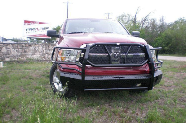 Frontier 300-41-3004 Dodge Ram 1500 2013 - 2016 Front Bumper - BumperOnly
