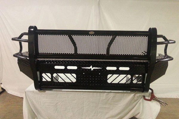 Frontier 300-49-8005 Dodge Ram 1500 1996 - 2001 Front Bumper - BumperOnly