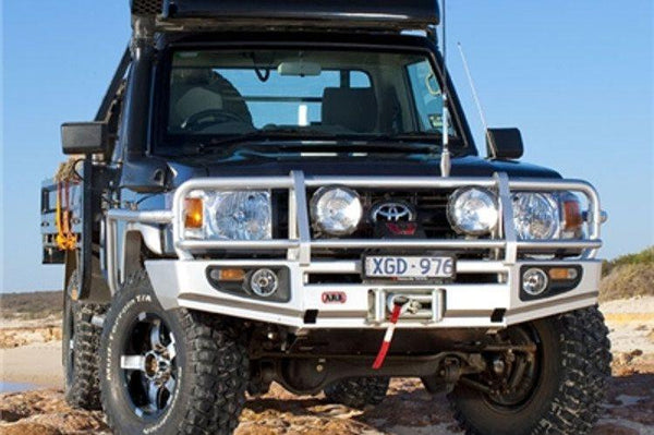 Arb 3412410 Deluxe Toyota Land Cruiser 76 78 79 Winch