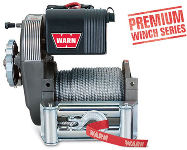 WARN 38631 M8274-50 Truck Winch - BumperOnly